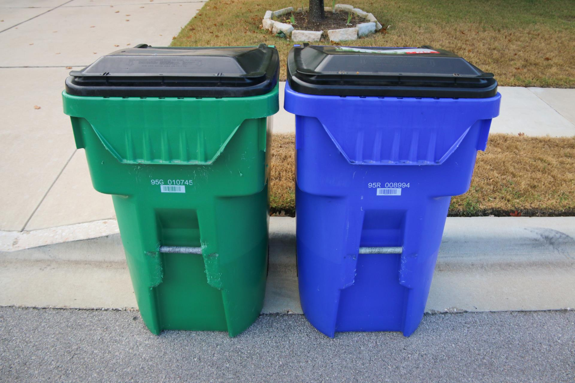 Recycling Bins-3401