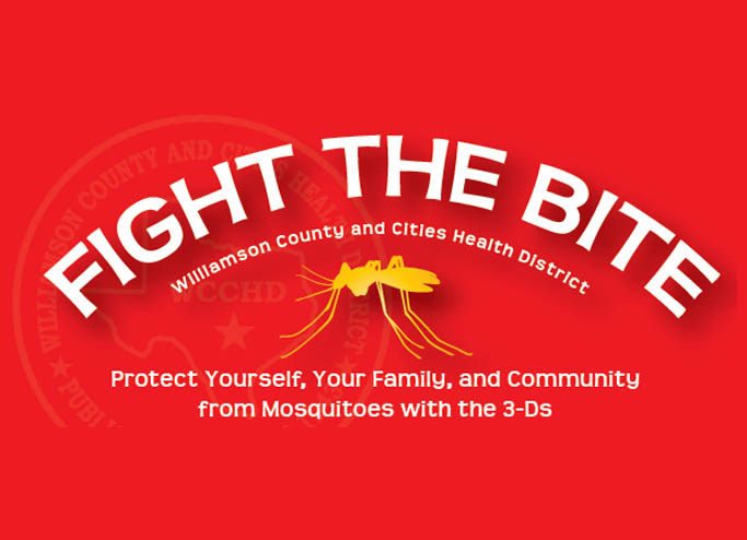 Fight the Bite 4 Ds 3 Ds Mosquito Zika West Nile