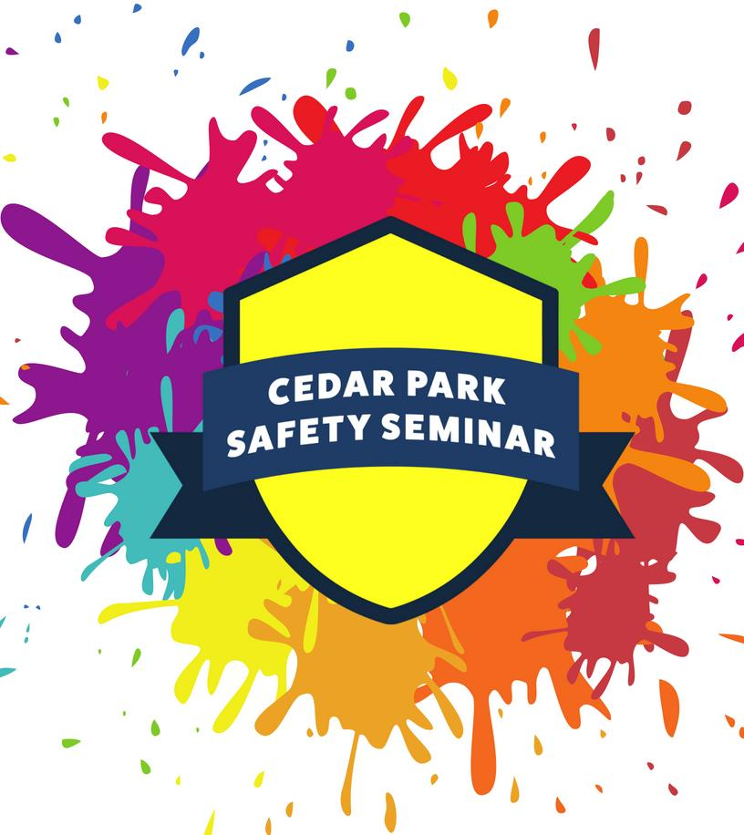 Safety Seminar logo
