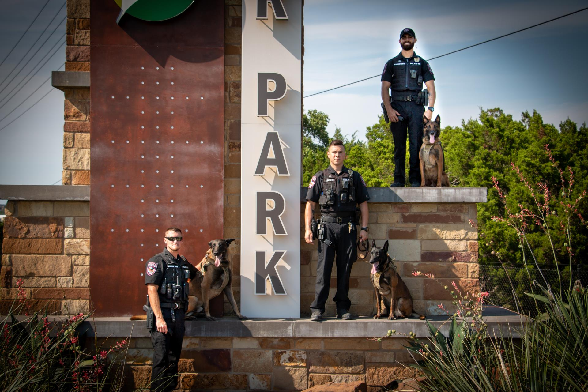 Patrol Division | City of Cedar Park, Texas