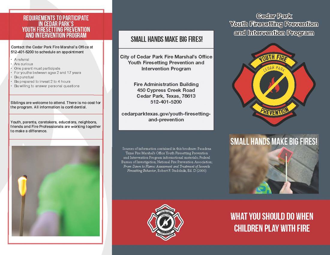 Youth Fire Prevention